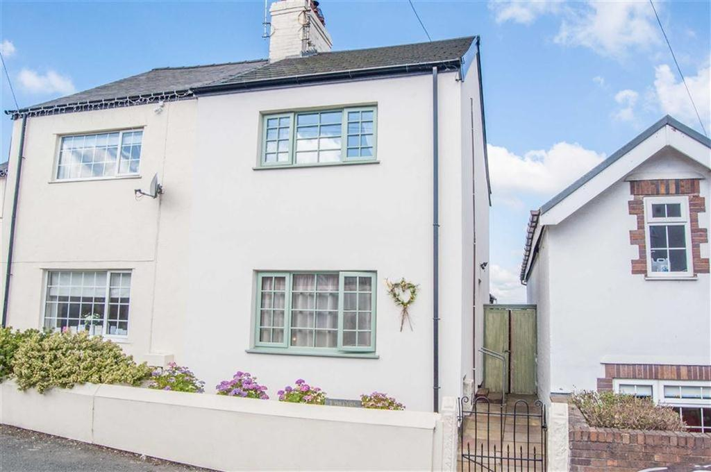 2 Bedrooms Cottage House for sale in Hill Top, Penymynydd, Flintshire, Penymynydd, Flintshire