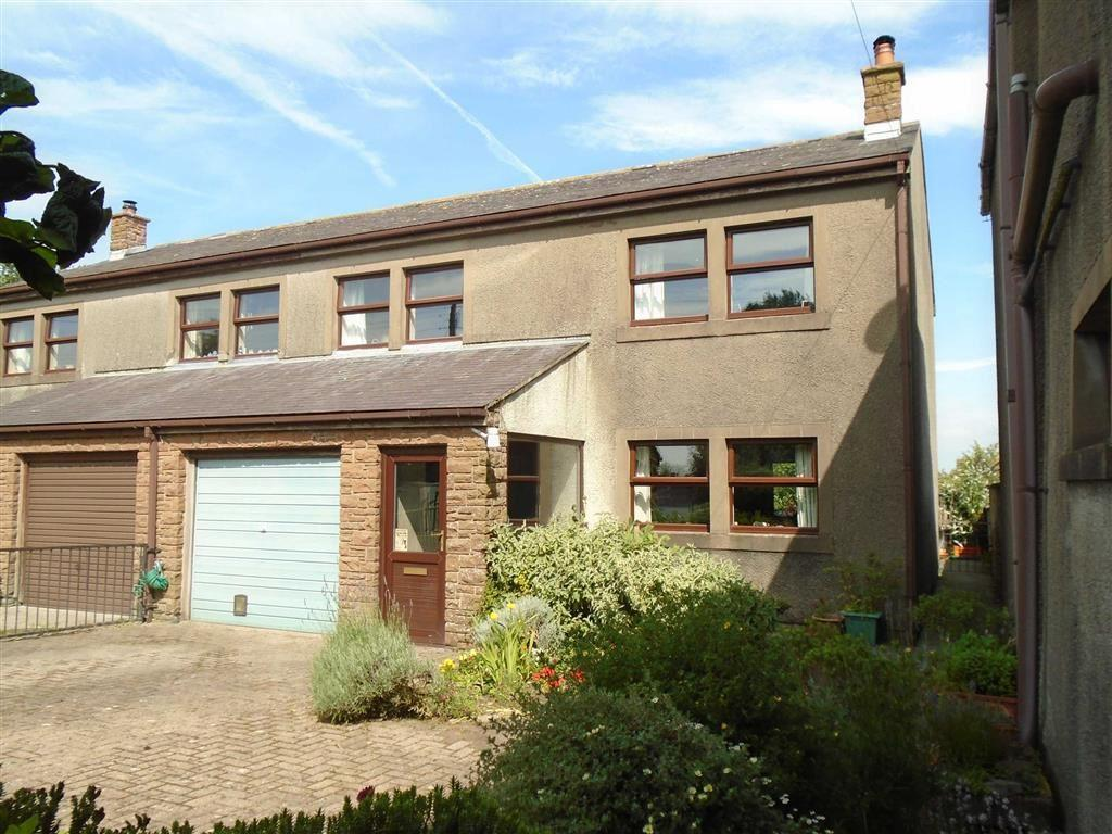 3 Bedrooms Semi Detached House for sale in Torpenhow, Wigton, Cumbria