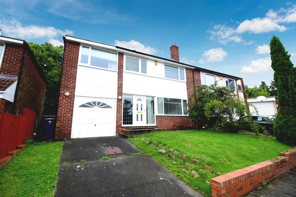 4 Bedrooms Semi Detached House for rent in Sheldon Grove, Off Montagu Ave, Newcastle Upon Tyne