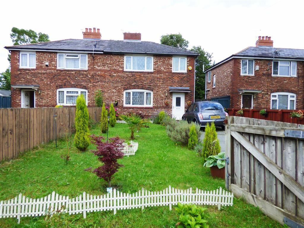 3 Bedrooms Semi Detached House for sale in Marbury Avenue, Fallowfield, Manchester, M14