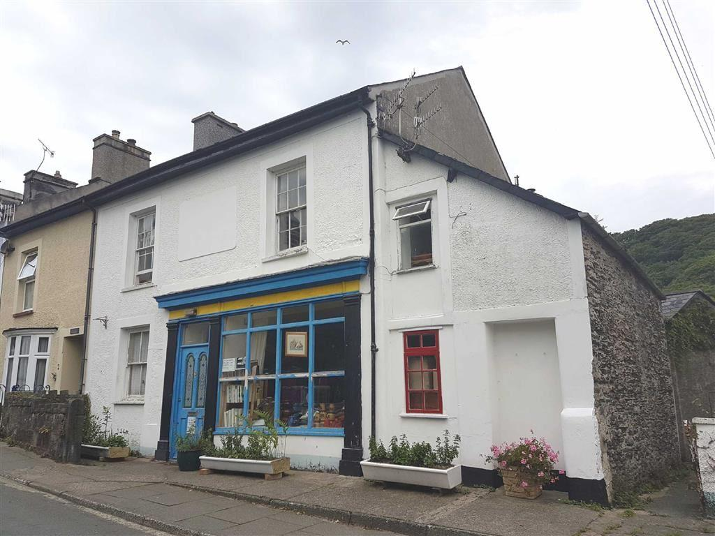 4 Bedrooms End Of Terrace House for sale in Mersey Street, Borth Y Gest