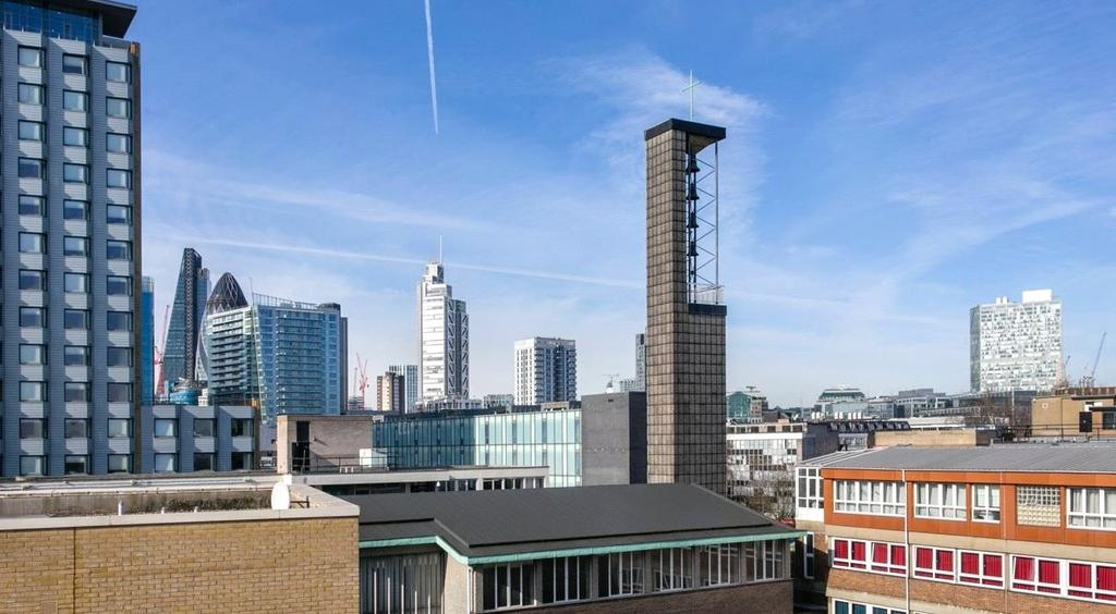 1 Bedroom Flat for sale in Albany Court, 18 Plumbers Row, London, E1