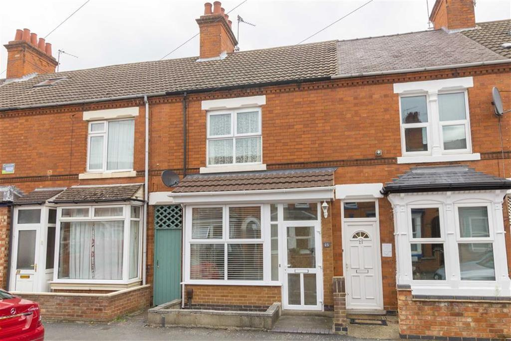 2 Bedrooms Terraced House for sale in Heathcoat Street, Loughborough, LE11
