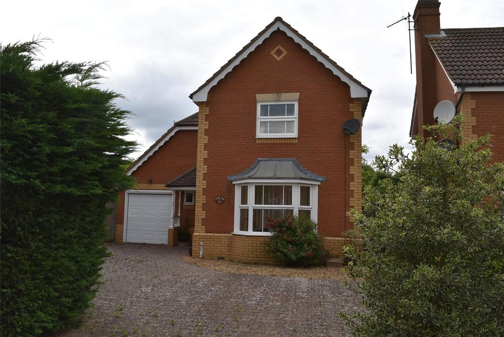 4 Bedrooms Detached House for sale in Moor End, Edlesborough