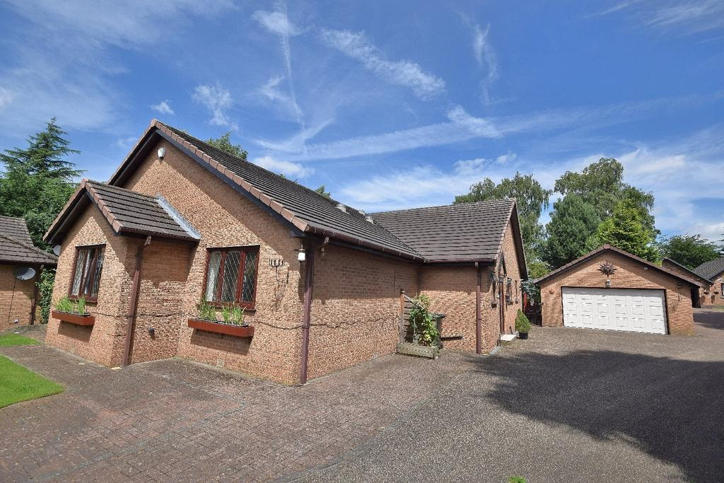 3 Bedrooms Detached Bungalow for sale in Anglesey Water, Poynton