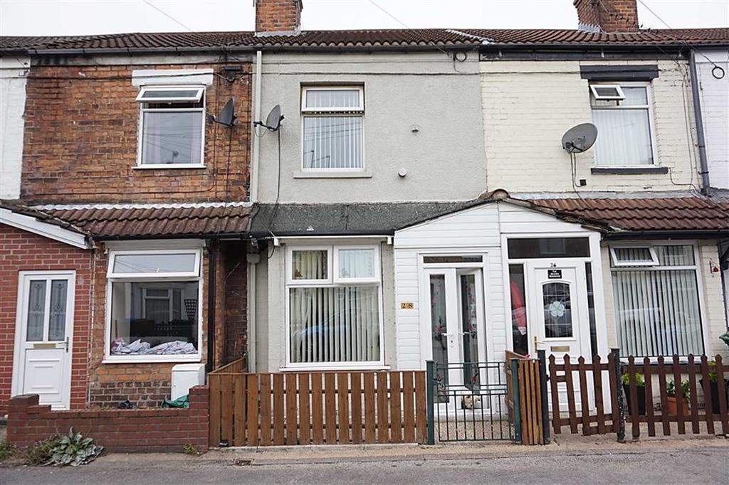 2 Bedrooms Terraced House for sale in Edward Street, Hessle, Hessle, HU13