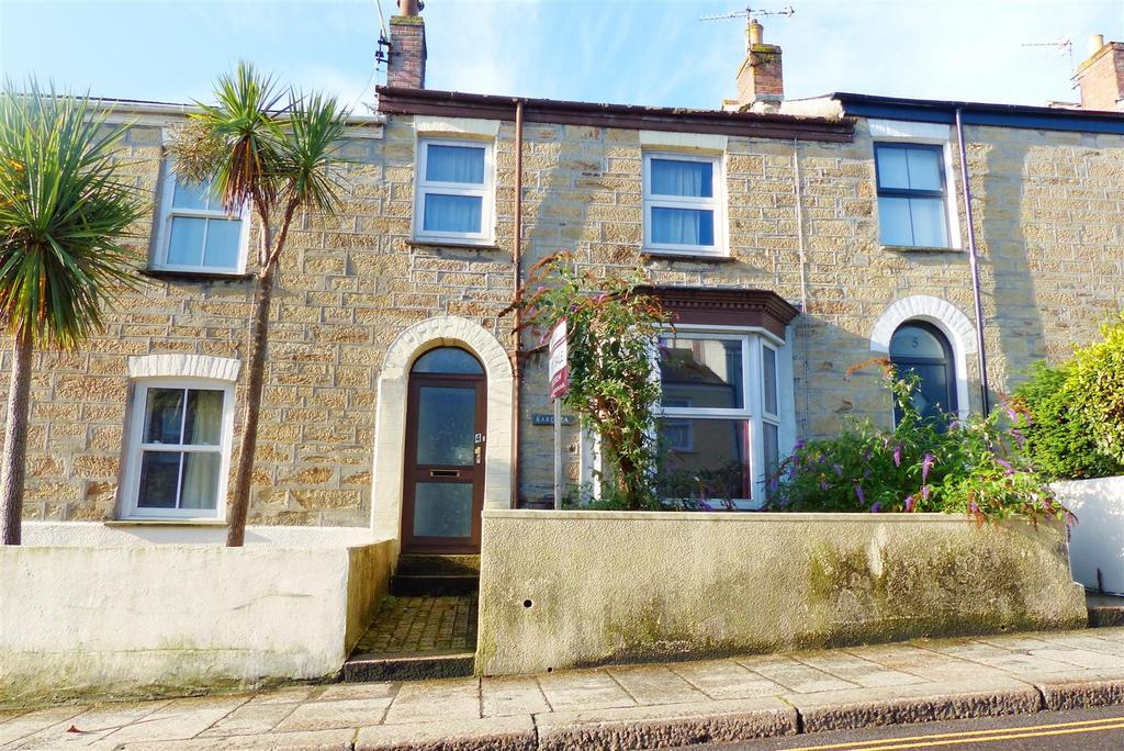 3 Bedrooms Terraced House for sale in Truro
