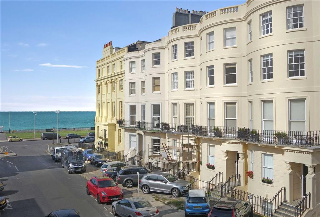 3 Bedrooms Flat for sale in Lansdowne Place, Hove, East Sussex