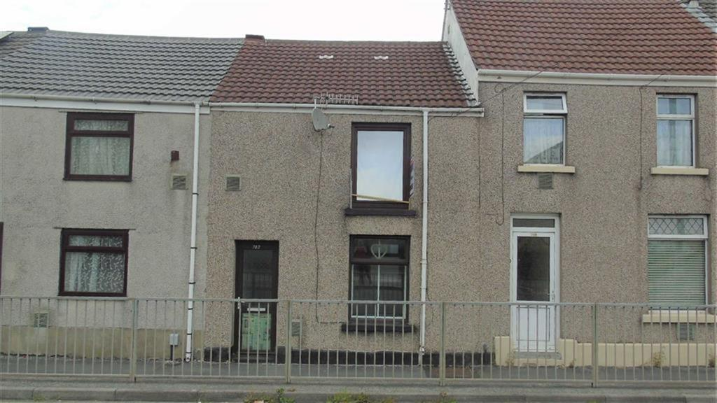 3 Bedrooms Terraced House for sale in Carmarthen Road, Swansea, SA5