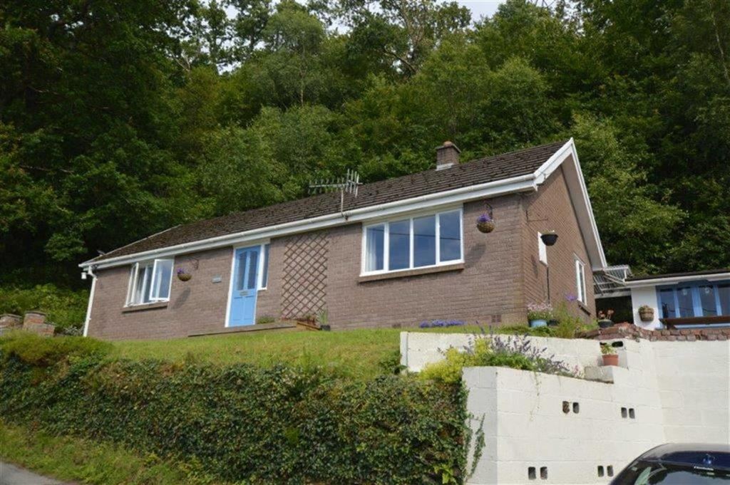 2 Bedrooms Detached Bungalow for sale in Argraig, Brynheulog Lane, Eglwysfach, Powys, SY20