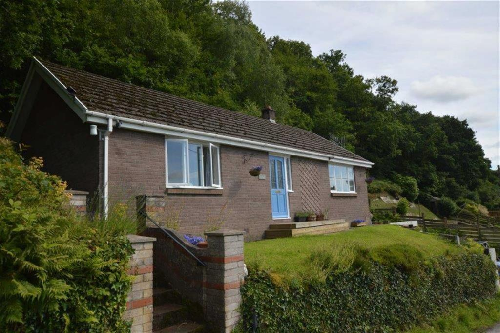 2 Bedrooms Detached Bungalow for sale in Argraig, Brynheulog Lane, Eglwysfach, Powys, SY20