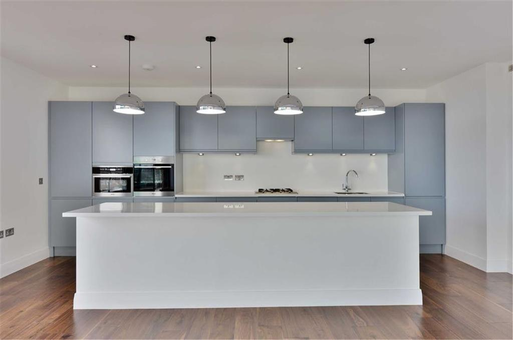 3 Bedrooms Penthouse Flat for sale in Grenville Place, Mill Hill, London