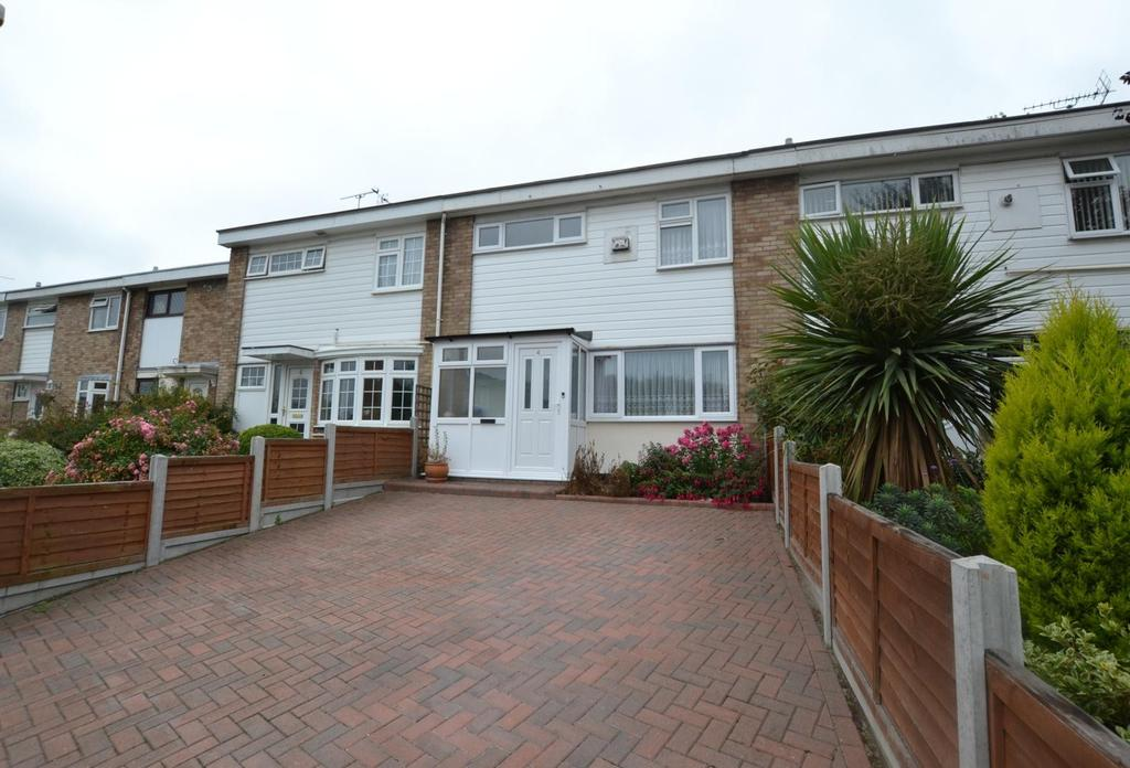 3 Bedrooms Terraced House for sale in Beams Close, Billericay, Essex, CM11