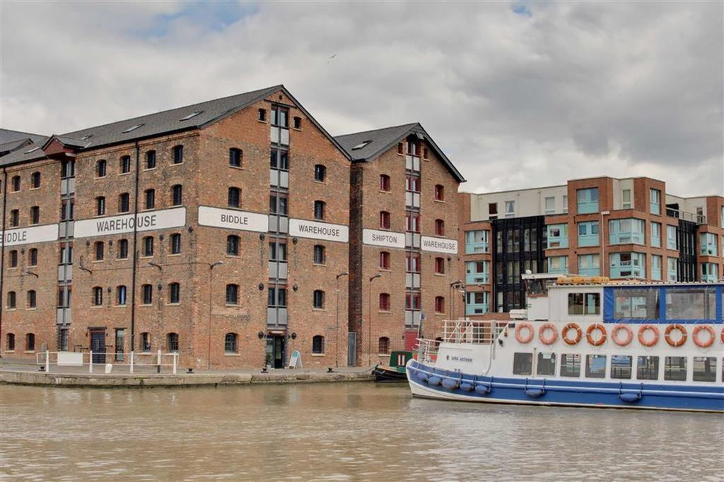 2 Bedrooms Apartment Flat for sale in Biddle Shipton Warehouse, Gloucester, Gloucestershire