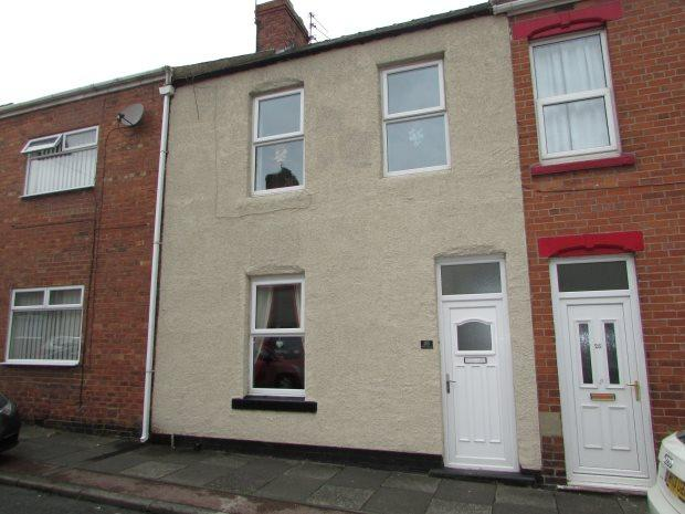 3 Bedrooms Terraced House for sale in NORTH STREET, SPENNYMOOR, SPENNYMOOR DISTRICT