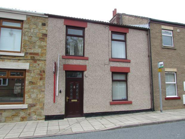 2 Bedrooms Terraced House for sale in HIGH STREET, BYERS GREEN, SPENNYMOOR DISTRICT