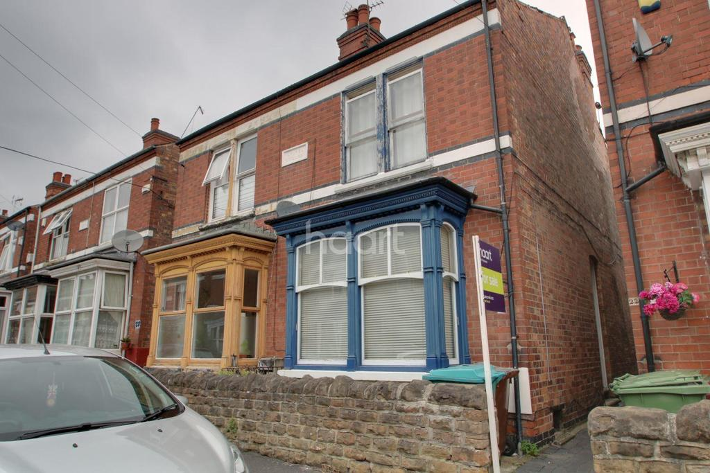 3 Bedrooms Semi Detached House for sale in Ena Avenue, Sneinton