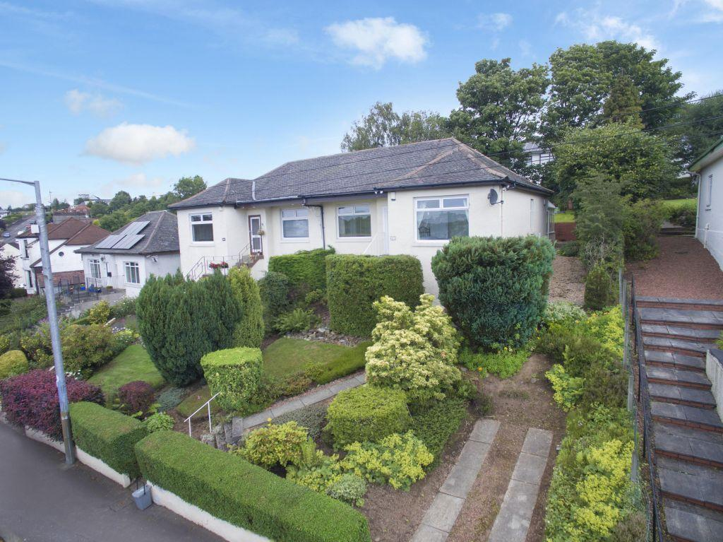 2 Bedrooms Villa House for sale in 127 Maxwell Avenue, Bearsden, Glasgow, G61 1HT
