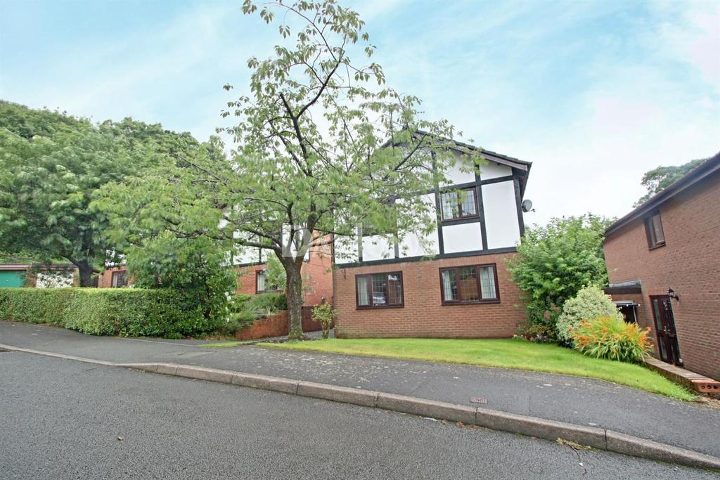 4 Bedrooms Detached House for sale in Maes Y Deri , Graigwen