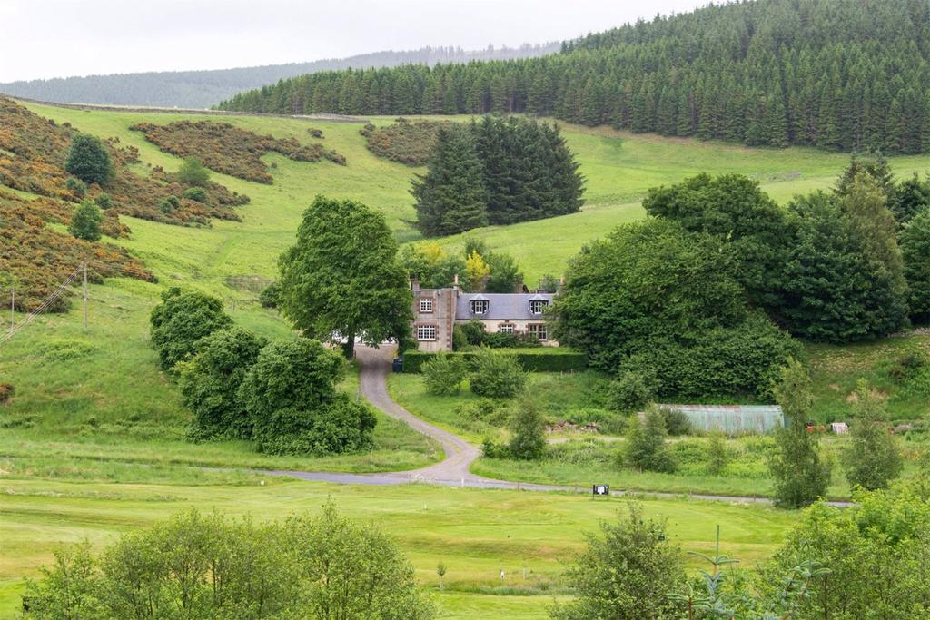 6 Bedrooms Detached House for sale in The Common, Leithen Road, Innerleithen, Scottish Borders, EH44
