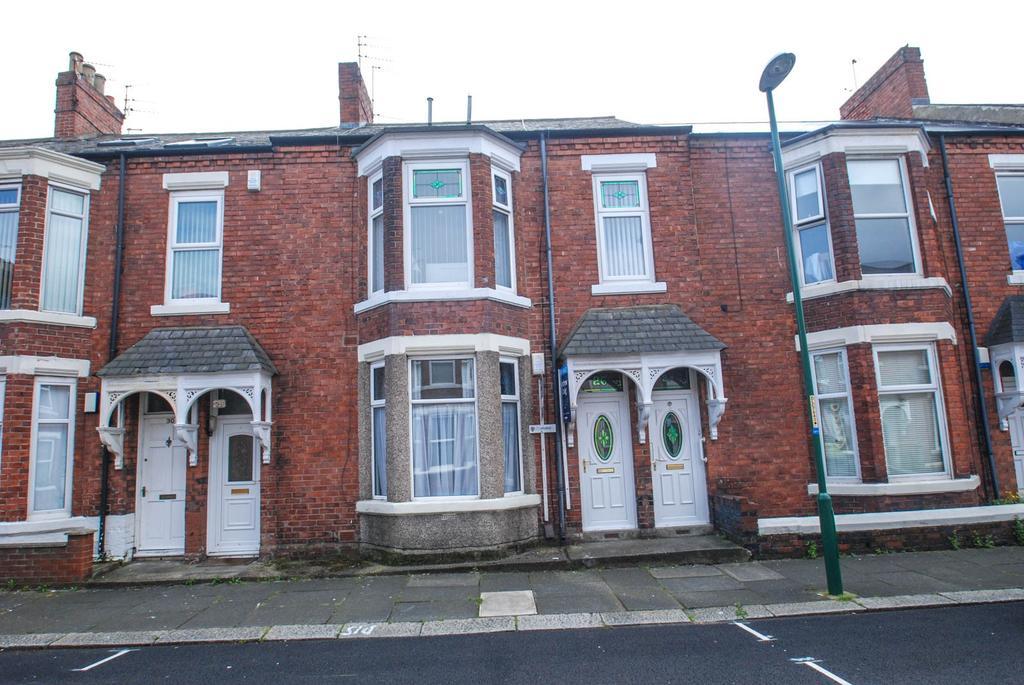 2 Bedrooms Flat for sale in Coleridge Avenue, South Shields