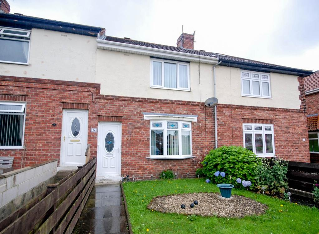 2 Bedrooms Terraced House for sale in Surrey Terrace, Birtley