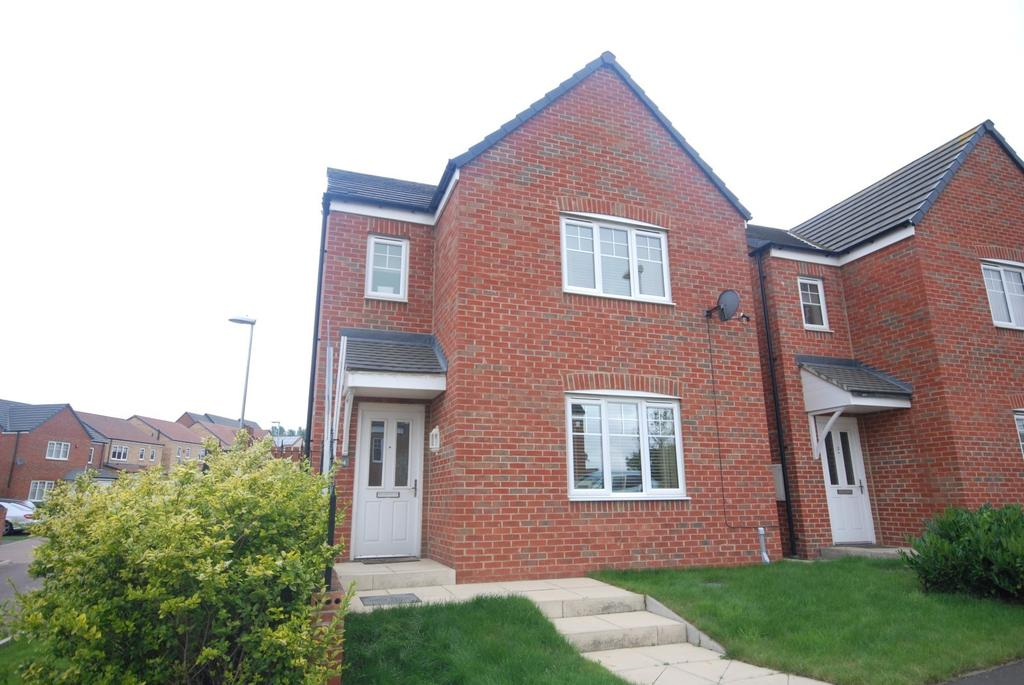 3 Bedrooms Detached House for sale in Angel Way, Birtley