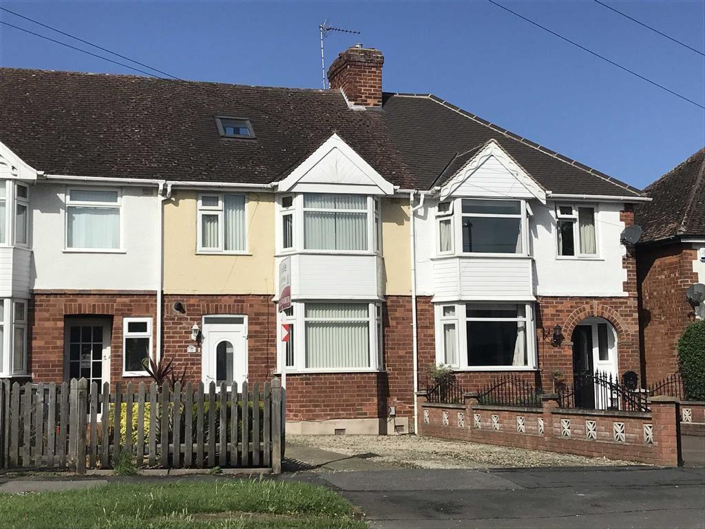 4 Bedrooms Terraced House for sale in Gresham Avenue, Leamington Spa, CV32