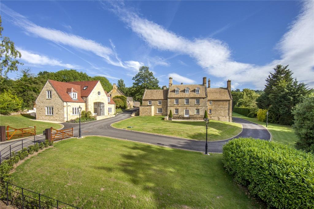 6 Bedrooms Detached House for sale in Wood Stanway, Cheltenham, Gloucestershire, GL54