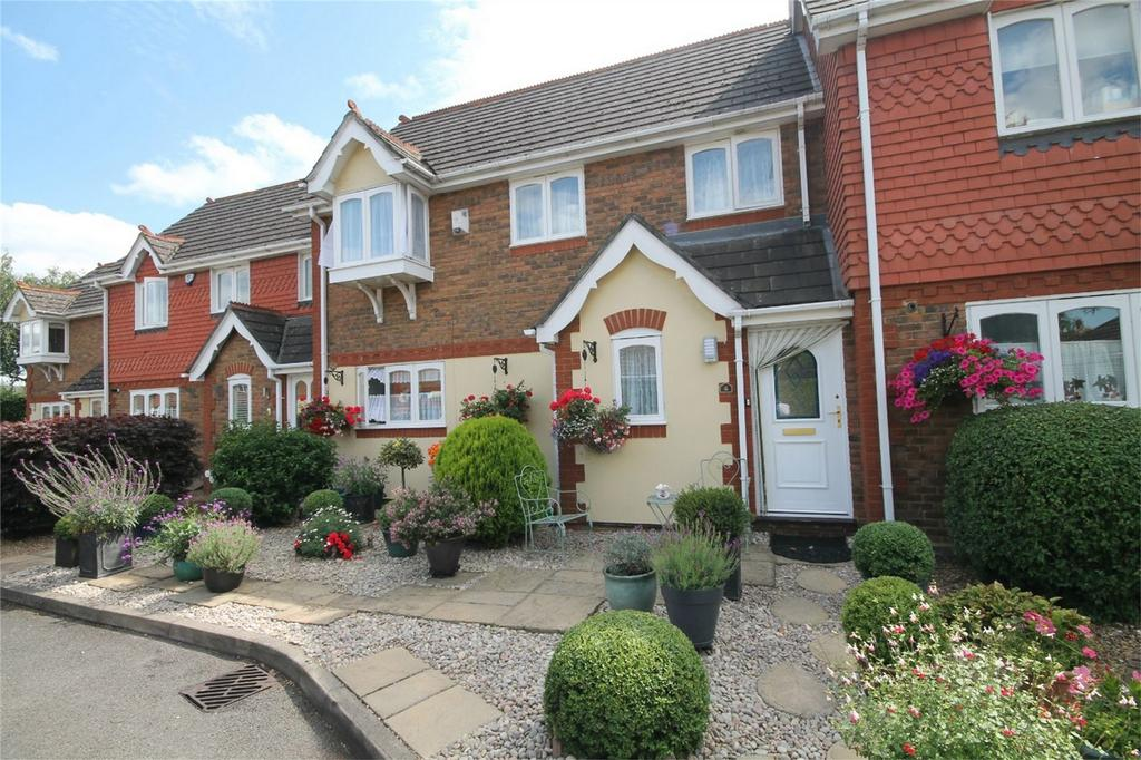 3 Bedrooms Terraced House for sale in Old Nursery Place, Ashford, Surrey