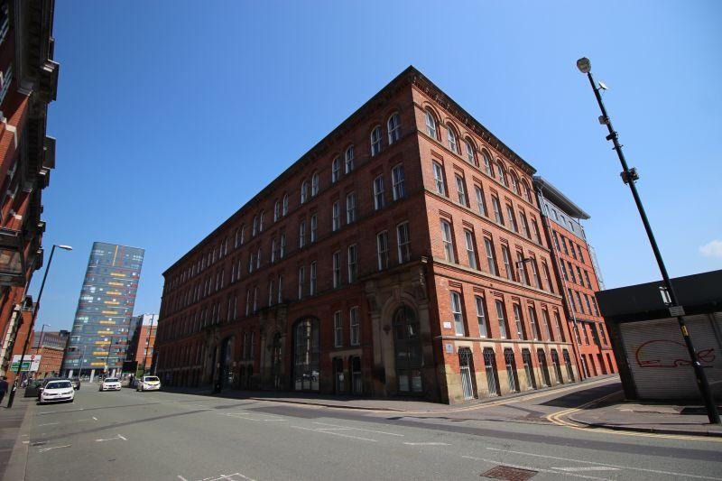2 Bedrooms Apartment Flat for sale in The Wentwood, 72-76 Newton Street, Northern Quarter