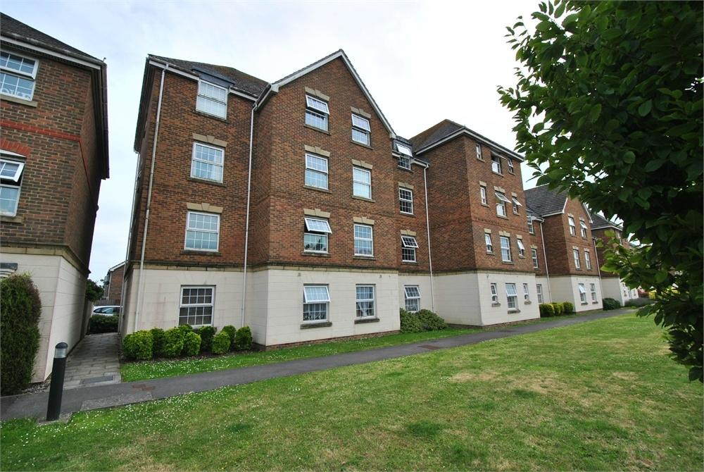 2 Bedrooms Flat for sale in College Court, Scholars Walk, BEXHILL-ON-SEA, East Sussex