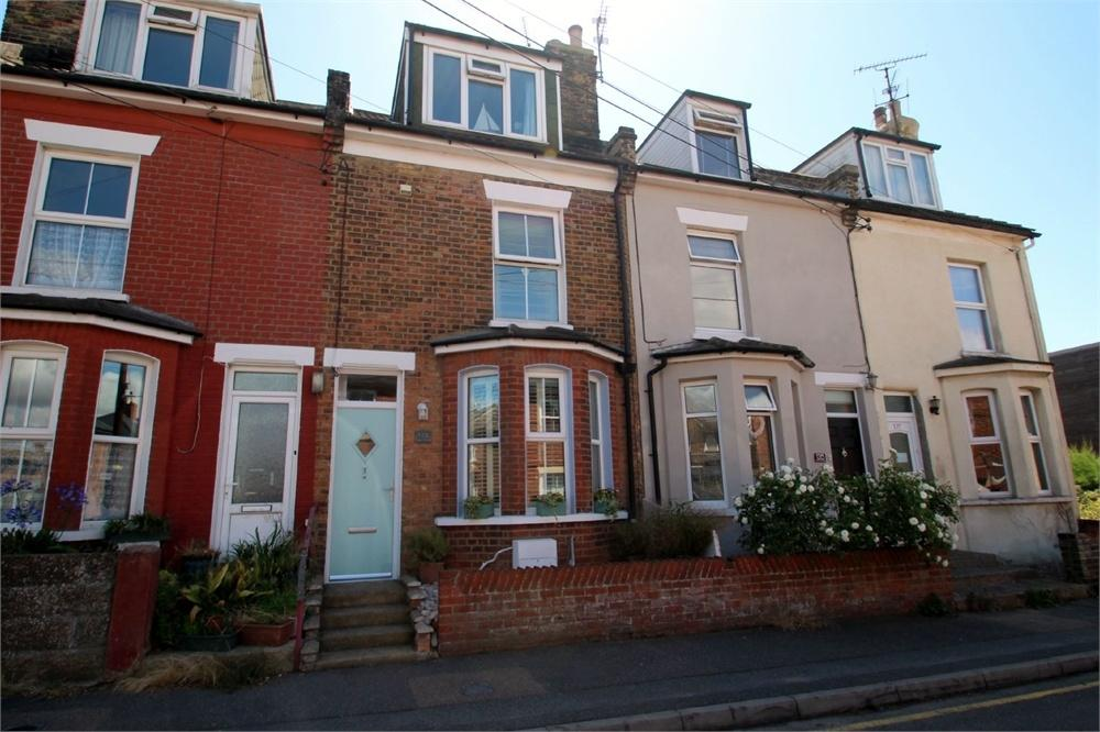 4 Bedrooms Terraced House for sale in Tower Street, Brightlingsea, COLCHESTER, Essex