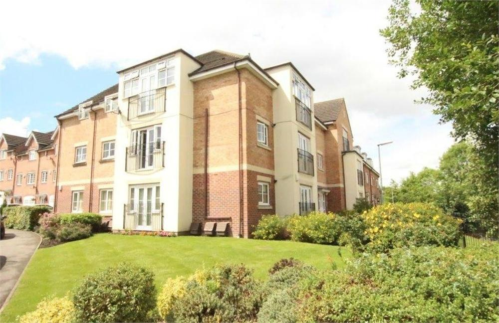 2 Bedrooms Flat for sale in Radulf Gardens, LIVERSEDGE, West Yorkshire