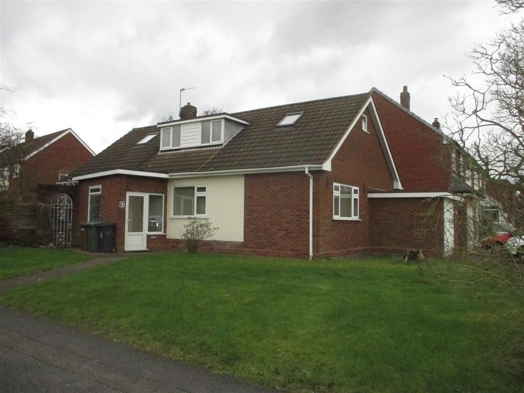 4 Bedrooms Detached Bungalow for sale in Erdington Road, Aldridge