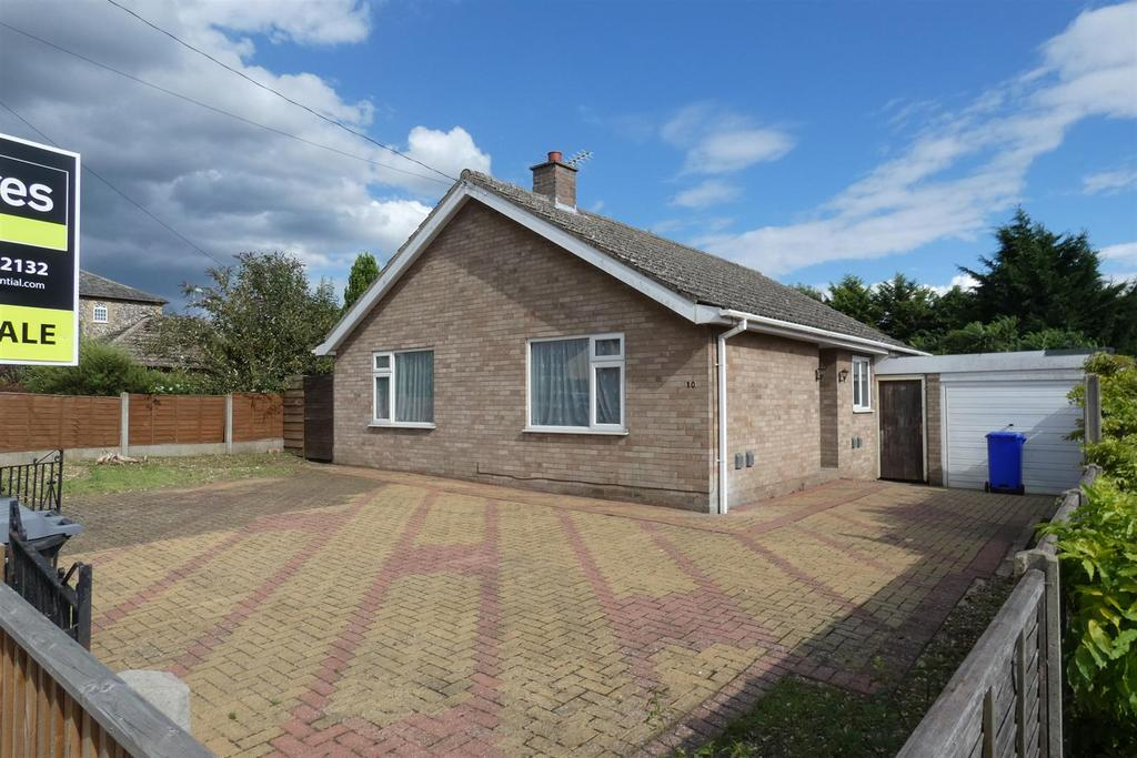 2 Bedrooms Detached Bungalow for sale in Mill Road, Lakenheath