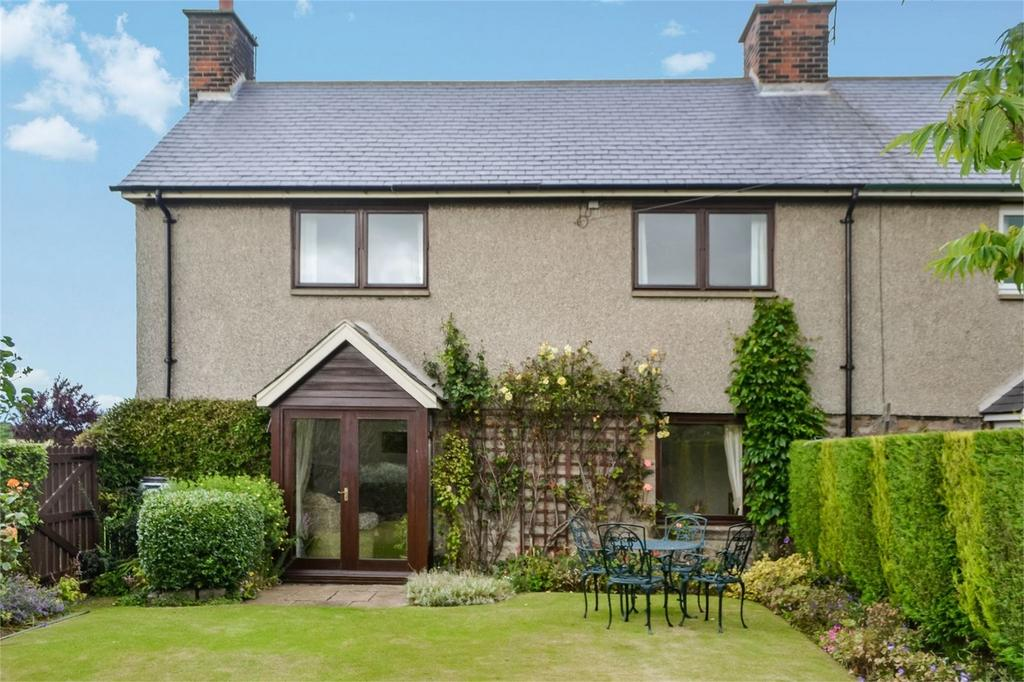 4 Bedrooms End Of Terrace House for sale in 3 Little Mill Farmhouse Cottages, Little Mill, Howick, Alnwick, Northumberland