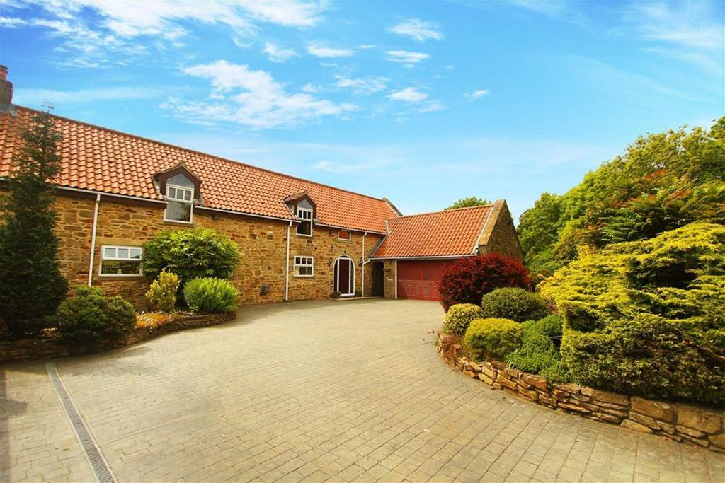 6 Bedrooms Barn Conversion Character Property for sale in Ulgham, Morpeth, Northumberland