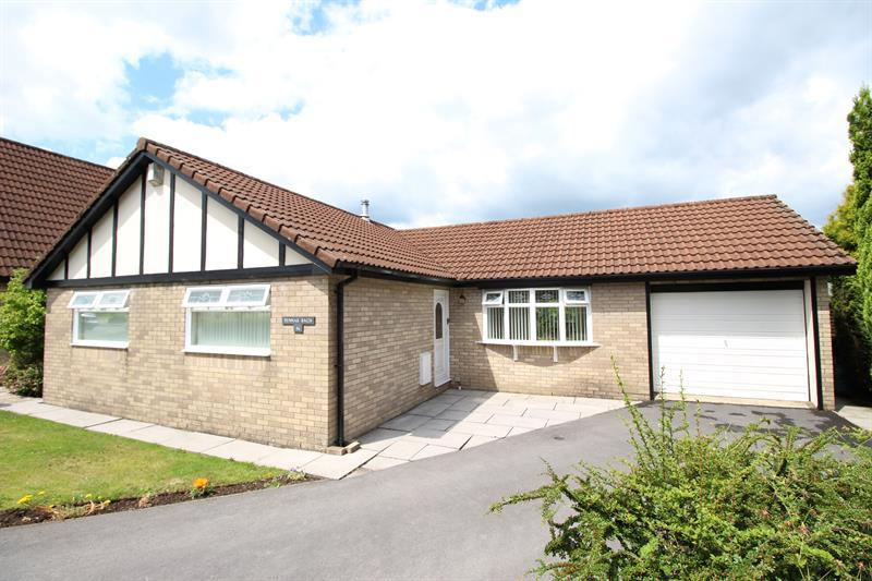 3 Bedrooms Detached Bungalow for sale in The Hollies, Treharris