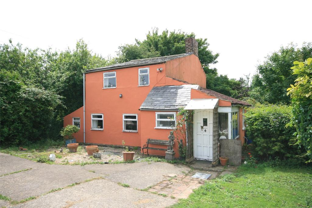 2 Bedrooms Detached House for sale in Trader Bank, Frithville, PE22