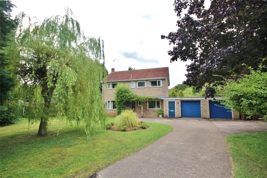 4 Bedrooms Detached House for sale in Southgate Spinneys, South Rauceby, NG34