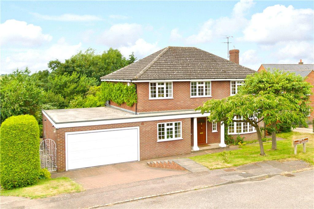 5 Bedrooms Detached House for sale in Tythe Close, Stewkley, Leighton Buzzard, Buckinghamshire