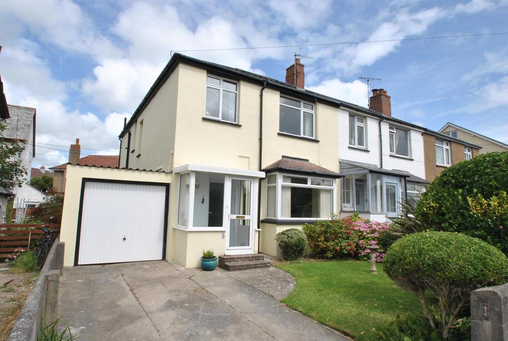3 Bedrooms Terraced House for sale in Carteret Road, Bude