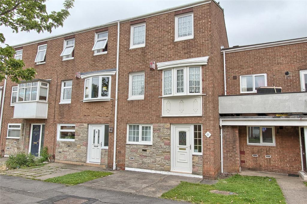 4 Bedrooms Terraced House for sale in Parkfield Way, Stockton-on-Tees