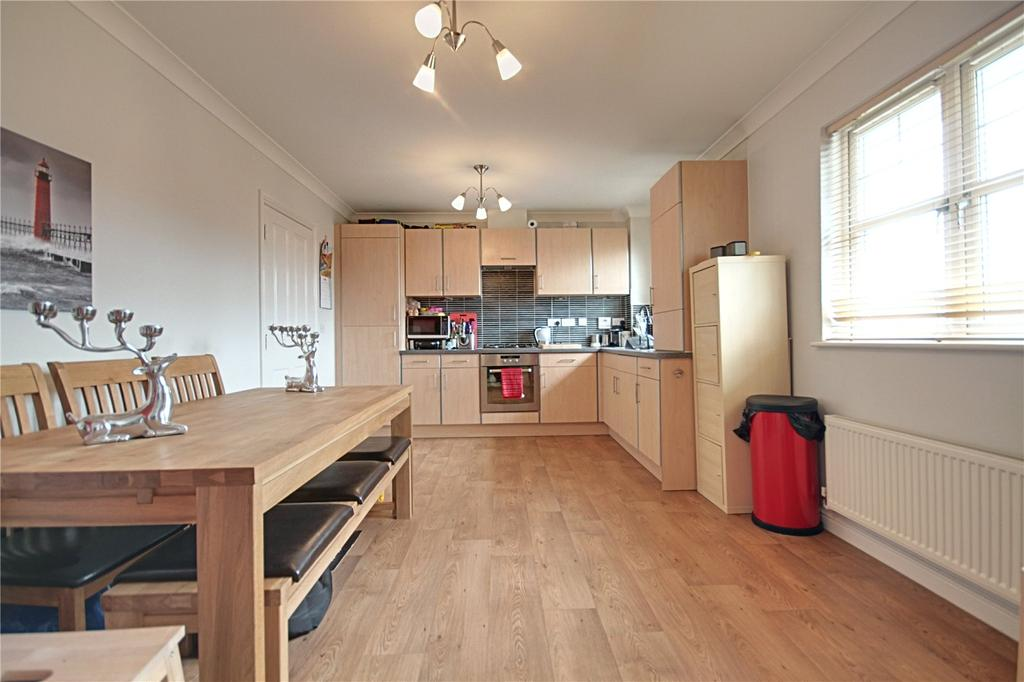 3 Bedrooms Flat for sale in Sun Gardens, Thornaby