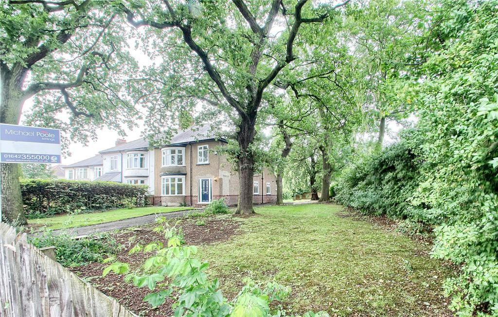 4 Bedrooms Semi Detached House for sale in Junction Road, Norton