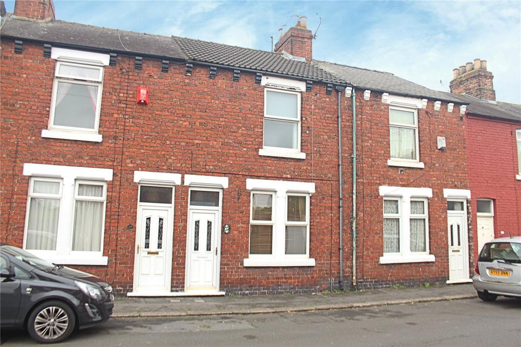 2 Bedrooms Terraced House for sale in Myrtle Road, Eaglescliffe