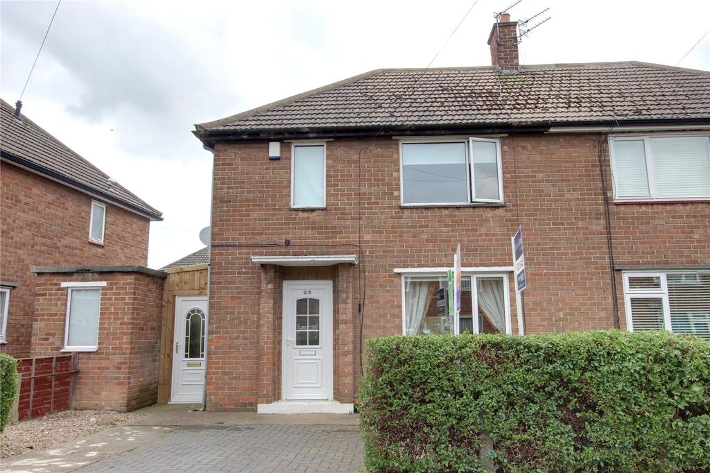 2 Bedrooms Semi Detached House for sale in Bondfield Road, Normanby