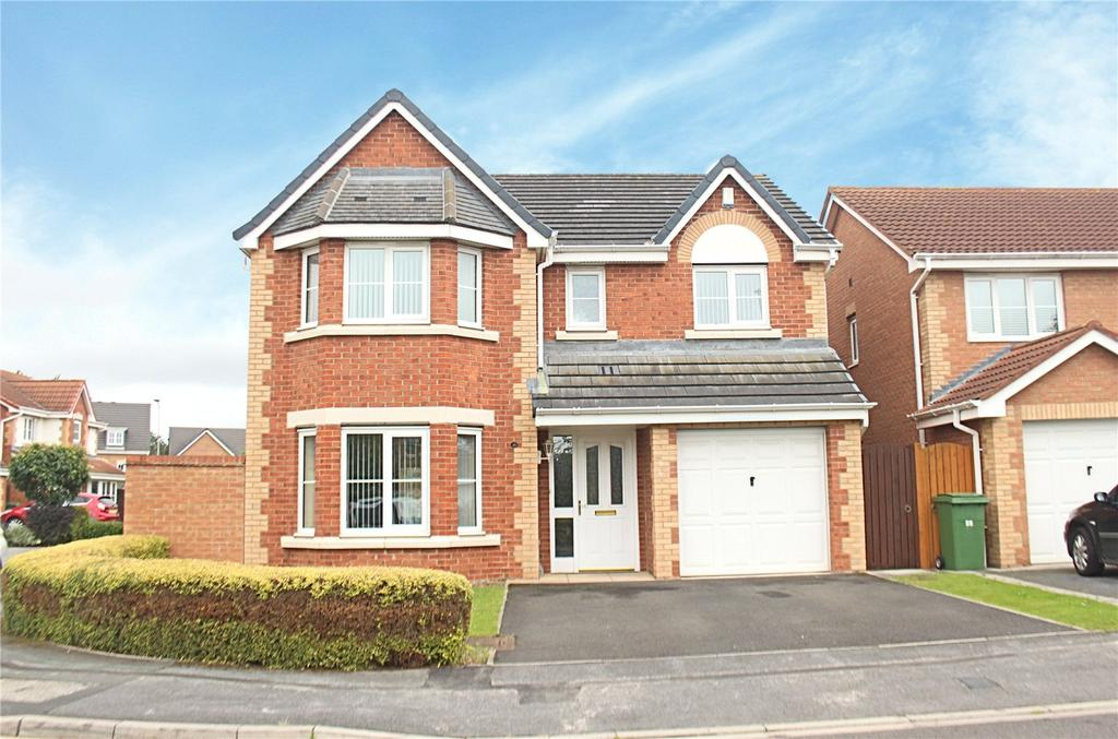 4 Bedrooms Detached House for sale in Bowood Close, Ingleby Barwick