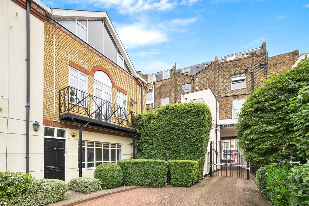 4 Bedrooms House for sale in Brecon Mews, London, N7